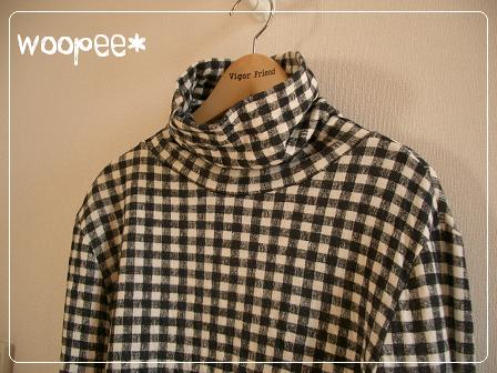 タートルネックTシャツ & ハイネックTシャツ_f0038377_20312623.jpg