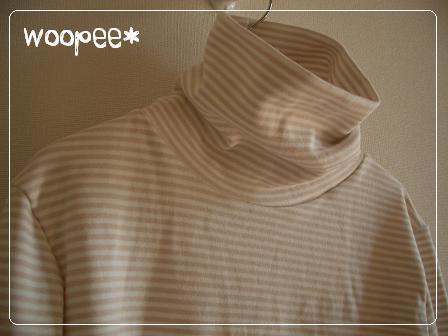 タートルネックTシャツ & ハイネックTシャツ_f0038377_2049417.jpg