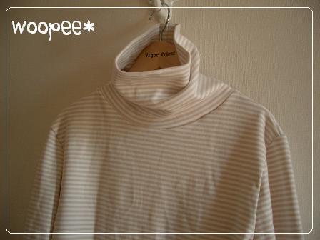 タートルネックTシャツ & ハイネックTシャツ_f0038377_2055646.jpg
