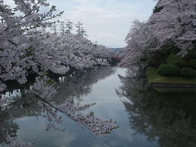 「直江兼続公生誕の地」議員会研修_f0019487_95301.jpg