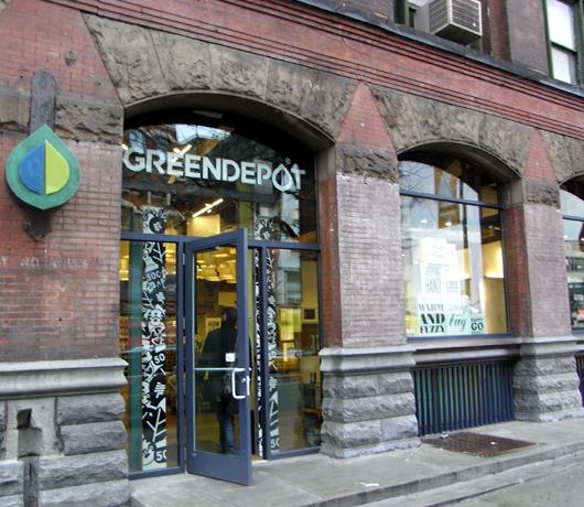 エコグッズの専門店 グリーン・デポ(Green Depot)_b0007805_147567.jpg