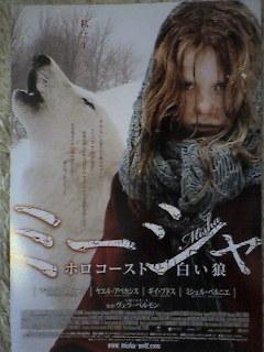 ミーシャ ホロコーストと白い狼(試写会)_c0015706_1642390.jpg