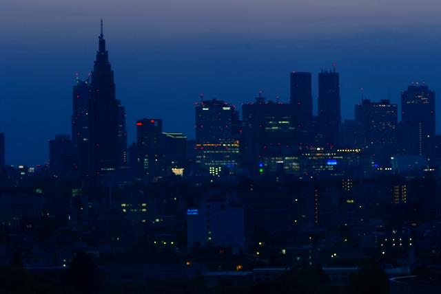 東京夜景 ニューオータニ フォトサロン開催_f0050534_1034502.jpg