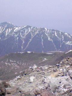 下界は春でも山は冬…_b0108363_12151921.jpg