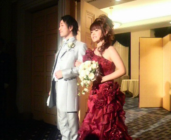 長谷川てつくん結婚式★_c0151965_1945694.jpg