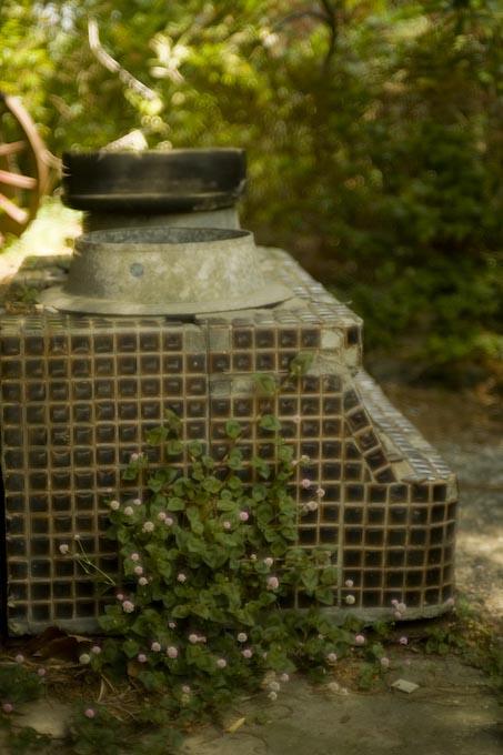 庭の可愛い侵略者_c0150383_23371896.jpg