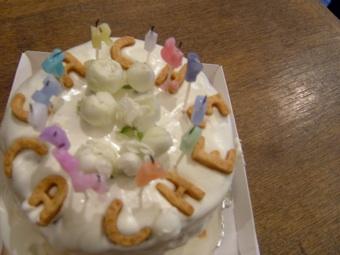 今年の母の日『お菓子とお花』 _d0104091_220105.jpg
