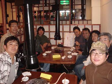 ★東京湾赤灯RFC・GW飲み会★_e0147297_123349.jpg
