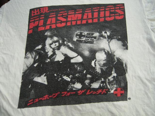 PUNK物♪ PLASMATICS♪_d0121303_1475936.jpg