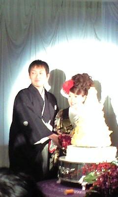 結婚おめでとう!_f0192306_17282845.jpg