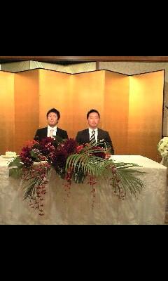 結婚おめでとう!_f0192306_17282852.jpg