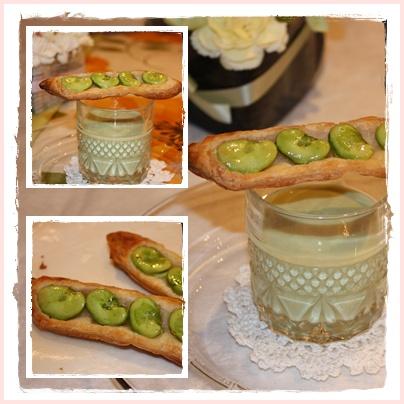 空豆の冷たいスープ_c0141025_22233717.jpg