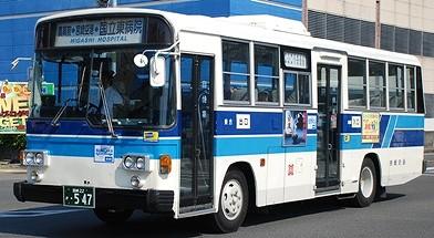 宮崎交通の富士重工架装車 3題_e0030537_1414445.jpg