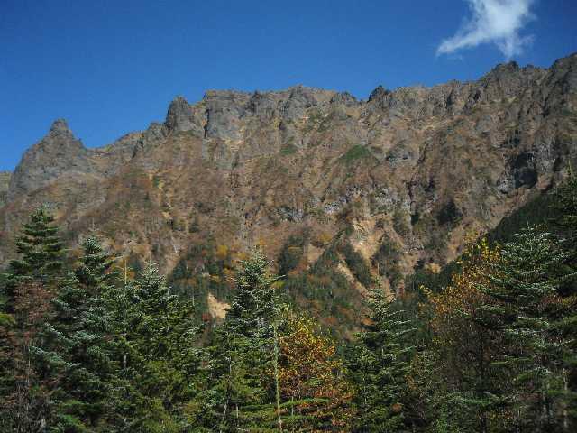 すっ、すごい! 眺める八ヶ岳  <2008.10.13>_a0073540_1735021.jpg