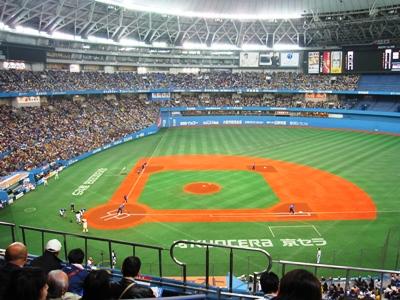 京セラドーム観戦旅行2009年春 その6~阪神対ヤクルト2回戦@京セラドーム_c0060651_8224873.jpg