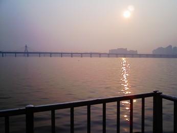清渓川と漢江~ 韓国 ソウル~ _f0197754_170107.jpg