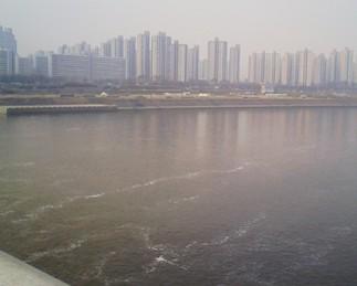 清渓川と漢江~ 韓国 ソウル~ _f0197754_171521.jpg