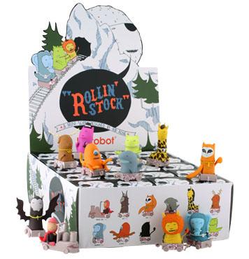 Rollin\' Stock Mini Figures by Kid Acne_e0118156_1123542.jpg