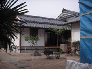 庭周りの石の整理 雑感  五月三日_f0052181_11163692.jpg