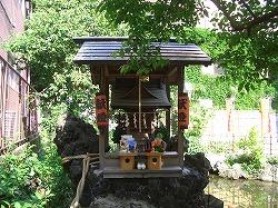江戸屋敷にあった神社(9) 金丸稲荷神社_c0187004_18572480.jpg