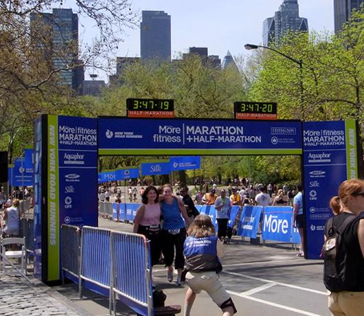 ニューヨークではかなり身近な市民マラソン大会_b0007805_12394325.jpg