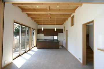 竣工した住宅からー2_c0187906_11594840.jpg
