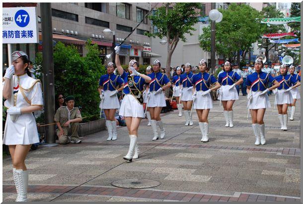 横浜国際仮装行列・2009(Ⅱ)_d0123528_11562990.jpg