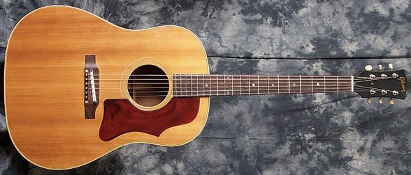 近々に「1966年製 Gibson J-50」が入荷して来ますヨ〜!_e0053731_19294562.jpg