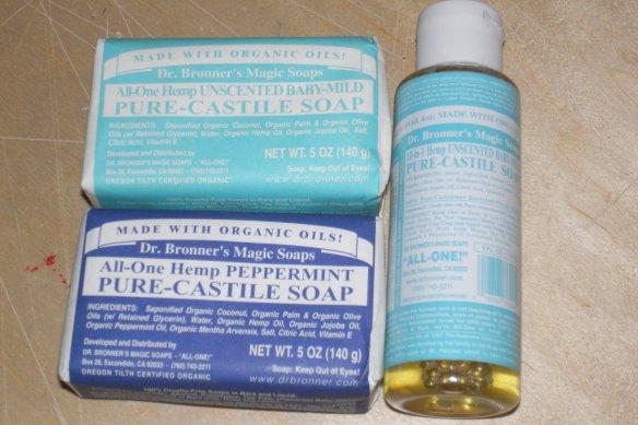 Dr. Bronner\'s Magic Soap / マジックソープ_e0024555_22111711.jpg