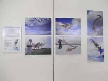 梅谷利治先生、ローマ日本文化会館で展示会_f0147468_0224187.jpg