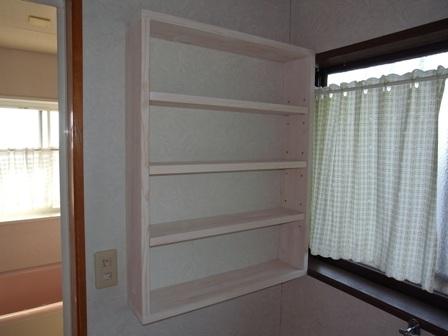 玄関や洗面所のイメチェン♪_f0174866_1643643.jpg