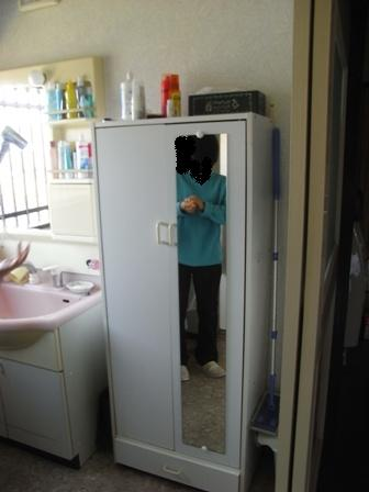 玄関や洗面所のイメチェン♪_f0174866_1743853.jpg