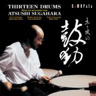 M.Ishii: Thirteen Drums Etc.@Atsushi Sugahara_c0146875_14195712.jpg