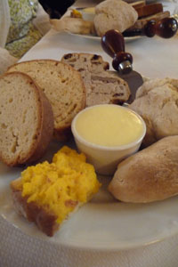 ボルゴ・サンロレンツォのレストラン~デッリ・アルティスティ_f0106597_1650133.jpg