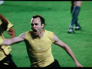チェルシー×バルセロナ UEFAチャンピオンズリーグ 準決勝 2ndレグ_c0025217_235025.jpg