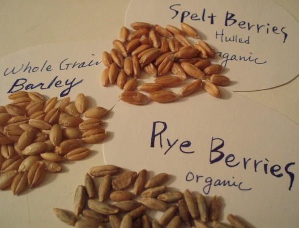 穀物のサラダ_f0095325_13104925.jpg
