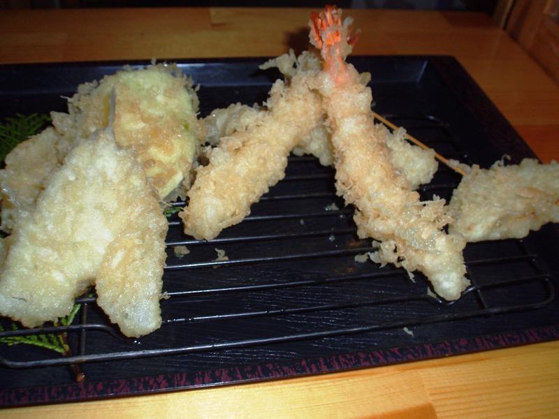 天ぷら定食 どこ_f0142735_21575277.jpg