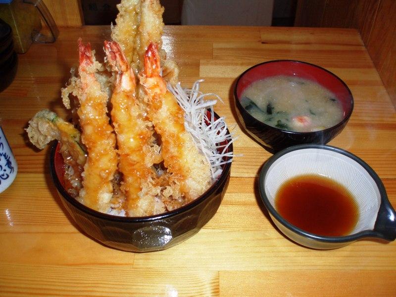 天ぷら定食 どこ_f0142735_21582226.jpg
