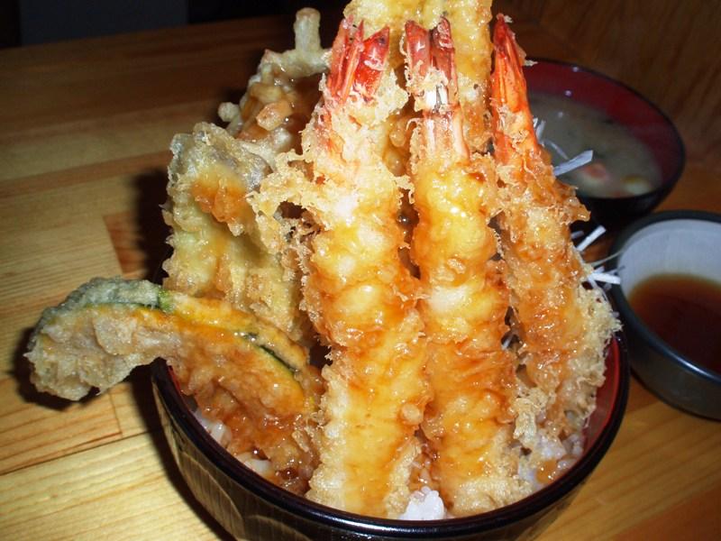 天ぷら定食 どこ_f0142735_21583725.jpg