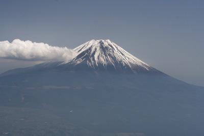 富士山を眺める山旅 3日目 毛無山登山 _d0055236_19182859.jpg
