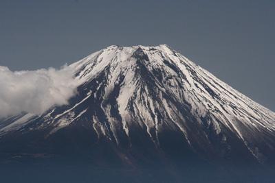 富士山を眺める山旅 3日目 毛無山登山 _d0055236_19185846.jpg