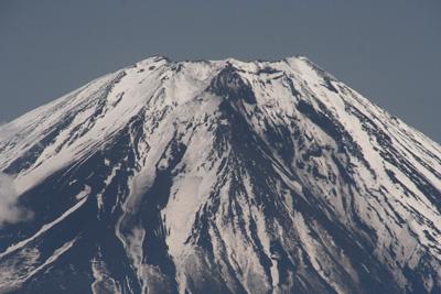 富士山を眺める山旅 3日目 毛無山登山 _d0055236_19193719.jpg