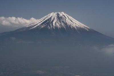 富士山を眺める山旅 3日目 毛無山登山 _d0055236_19363710.jpg