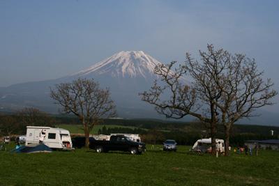 富士山を眺める山旅 3日目 毛無山登山 _d0055236_19484917.jpg