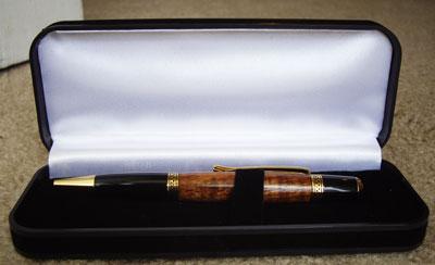 素晴らしいペンの完成です!_c0196240_13143666.jpg