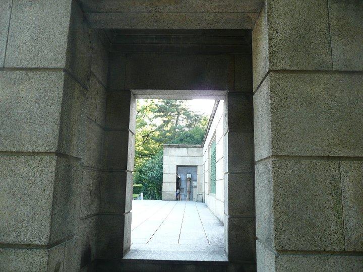 鶴舞公園普選壇(御誓文記念壇)_c0112559_225101.jpg