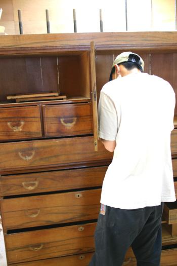 100歳の家具 リフォーム_f0171785_15172026.jpg