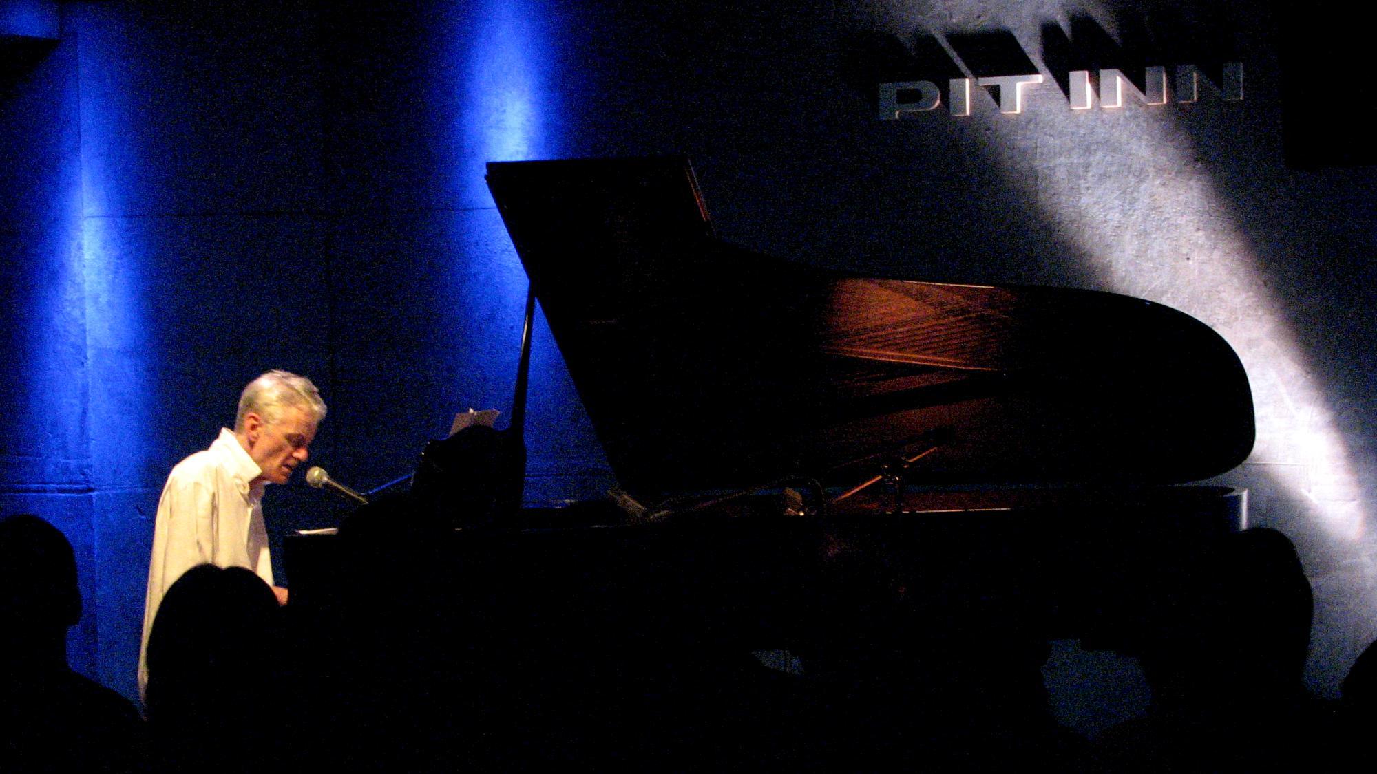 """Peter Hammill   -  新譜 \""""Thin Air\""""_e0081206_23572755.jpg"""