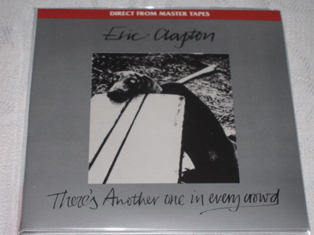 ERIC CLAPTON / There\'s ANOTHER One In Every Crowd_b0042308_22155824.jpg