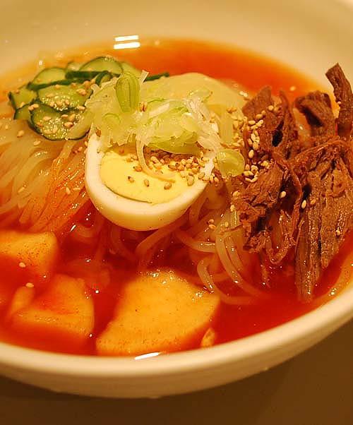 イーハトーブ釣づれ紀行-盛岡冷麺・食道園_c0177814_12123387.jpg